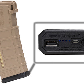 Emerson Gear - P-MAG Style Mobile Battery - FDE
