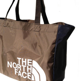 THE NORTH FACE - Loop Tote Bag (by using scrap fabric)