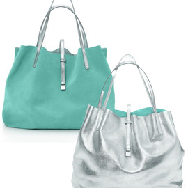 TIFFANY&Co. - TRT Reversible Tote
