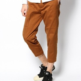 Paul Smith JEANS - Paul Smith JEANS CHINO CROPPED PANTS