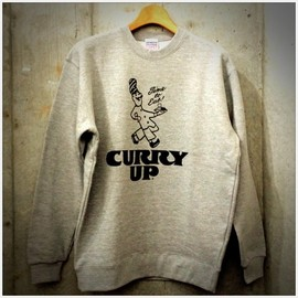 CURRY UP - SWEAT