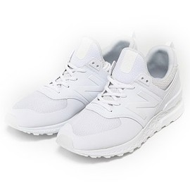 New Balance - 【NEW BALANCE】 ニューバランス MS574SWT(D) 17FW WHITE(SWT)