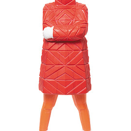 MEDICOM TOY - B-GIRL Down Jacket NAGAME OHKIME