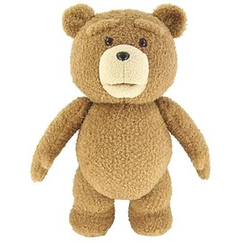 TED - 24-Inch R-Rated Talking Plush Teddy Bear