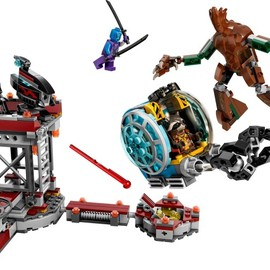 LEGO - 76020 Knowhere Escape Mission
