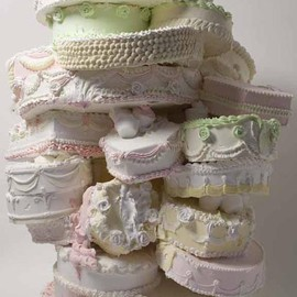 Will Cotton - Sculptures