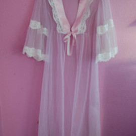 Magic wands - Vintage dress