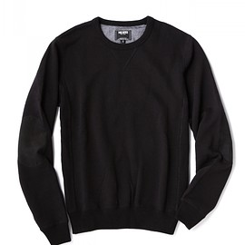 TODD SNYDER - Patch Crew Sweatshirt