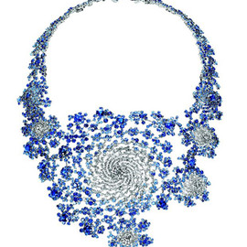 BOUCHERON - julia necklace by marc newson for boucheron
