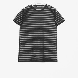 COS - Sheer stripe top