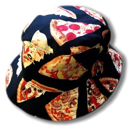MAS. - PIZZA BUCKET HAT