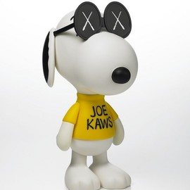 OriginalFake - SNOOPY (KAWS VERSION)