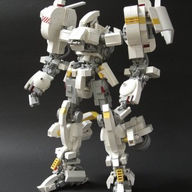 Lego - Space Mecha