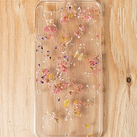ANREALAGE - iPhone6/6S ACRYLIC FLOWER CASE