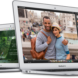 Apple - MacBook Air Mid 2014