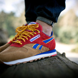 """Reebok - SNIPES x Reebok Classic Leather """"Camp Out"""""""