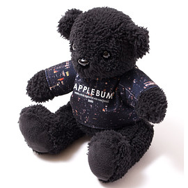 "APPLEBUM - ""Babylon View"" Teddy Bear"