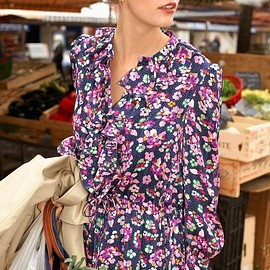 & Other Stories - & Other Stories Floral Print Maxi Dress