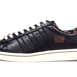 "adidas - SUPERSTAR 80V L.E. ""Limited Edt"" ""LIMITED EDITION for CONSORTIUM"""