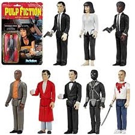 REACTION - pulp fiction fullset