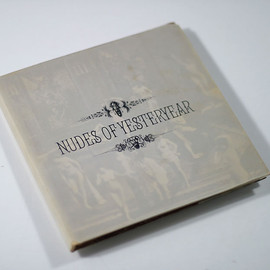 "Eros Books - ""Nudes of Yesteryear"" Designed by Herb Lubalin, 1966"