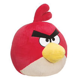 ANGRY BIRDS - Angry Birds 16 inch Plush - Red