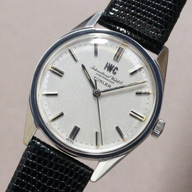 IWC - Round Style Ref.810 Cal.89 1970'S