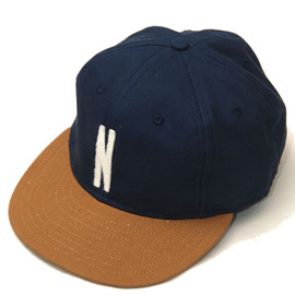 COOPERSTOWN - DUCK BASEBALL CAP - NAVY [Hunky Dory Exclusive]