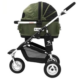 Airbuggy - Air Buggy for Dog エアバギー フォー ドッグ ドームセット SM OLIVE