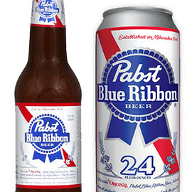 Pabst Blue Ribbon - Beer