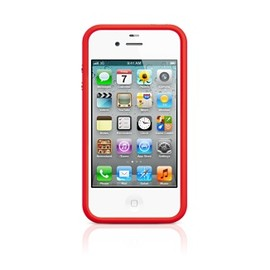 Apple - iPhone 4 Bumper - (PRODUCT) RED