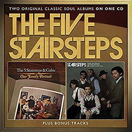 The Five Stairsteps(ザ・ファイヴ・ステアステップス) - Our Family Portrait/stairsteps (expanded Twofer Edition)