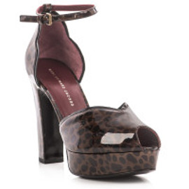 MARC BY MARC JACOBS - Animal Print Patent Shoes