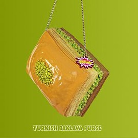 RommydeBommy - TURKISH BAKLAVA PURSE
