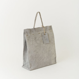 irose - paper large bag / gray