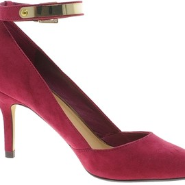 asos - ASOS STERLING Pointed Heels /Cranberry