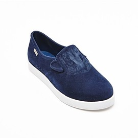 melissa - IT Cat Navy Flock