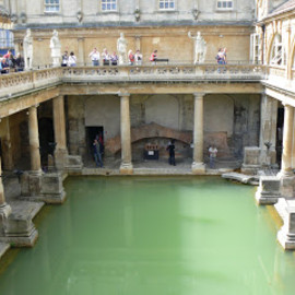 Bath, UK - Roman Baths