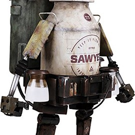 ThreeA - BEAVER INDUSTRIES MILKY BOT
