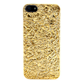 Marc by Marc Jacobs - Golden Foil Covered iPhone 5 Case The Golden Ticket