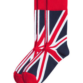 H&M - Union Jack Socks