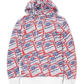 alife, Budweiser - Pattern Pullover