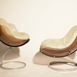 BORIS TABACOFF - Sphere chairs - BORIS TABACOFF - Sphere chairs