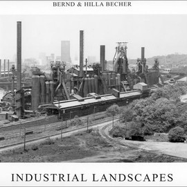Hilla Becher  - Industrial Landscapes