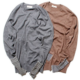 Folk - Cotton knit