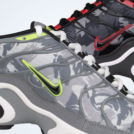 Nike - Air Tuned 1 - White/Black/Volt