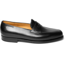 JOHN LOBB - Lopez Leather Loafers