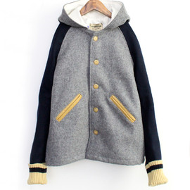 SKOOKUM - HOODED SUR COAT