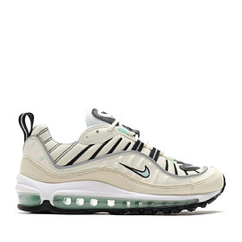 NIKE - AIR MAX 98  SAIL/IGLOO-FOSSIL-REFLECT SILVER