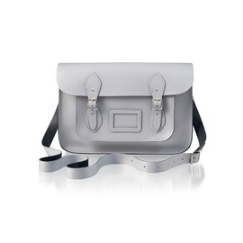 THE CAMBRIDGE SATCHEL COMPANY - Gray 13in